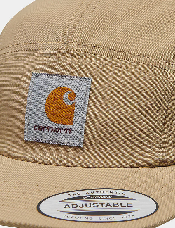 Casquette Carhartt-WIP Cody - Leather Beige