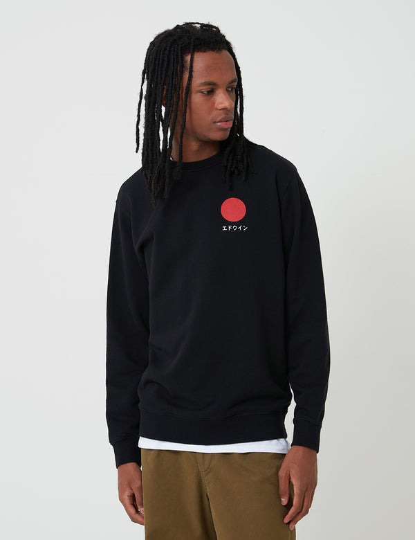 Sweat Edwin Japanese Sun - Noir