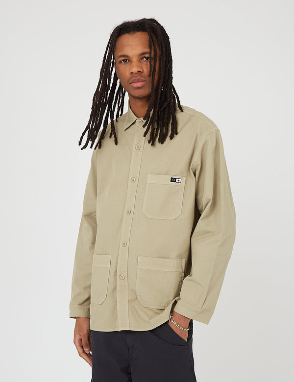 Edwin Major Shirt (Ripstop) - Desert