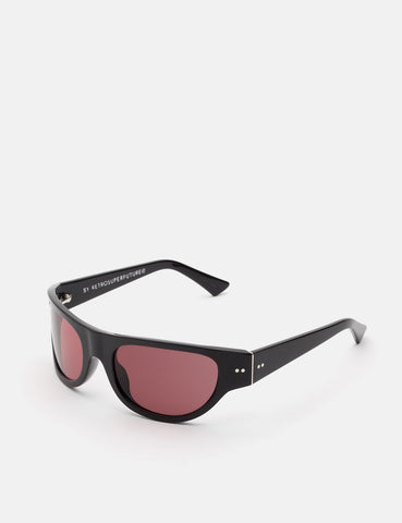 Super Reed Sunglasses - Bordeaux