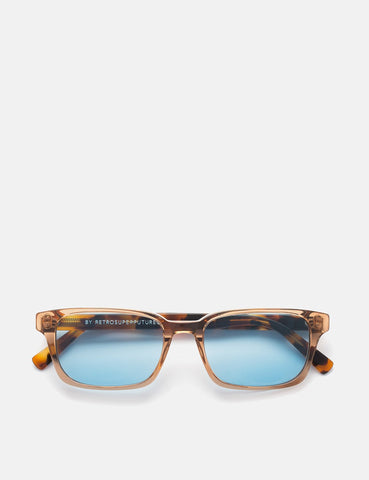 Super Regola Sunglasses - Gazzetta Brown/Blue