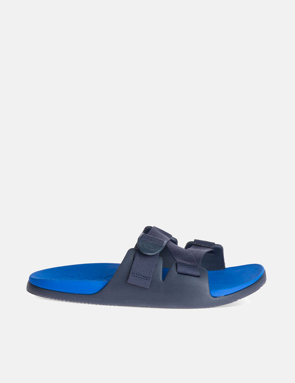 Chaco Chillos Slide Sandal - Active Blue