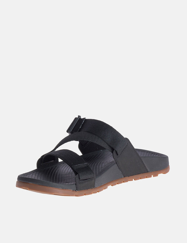 Chaco Lowdown Slide Sandal - Black