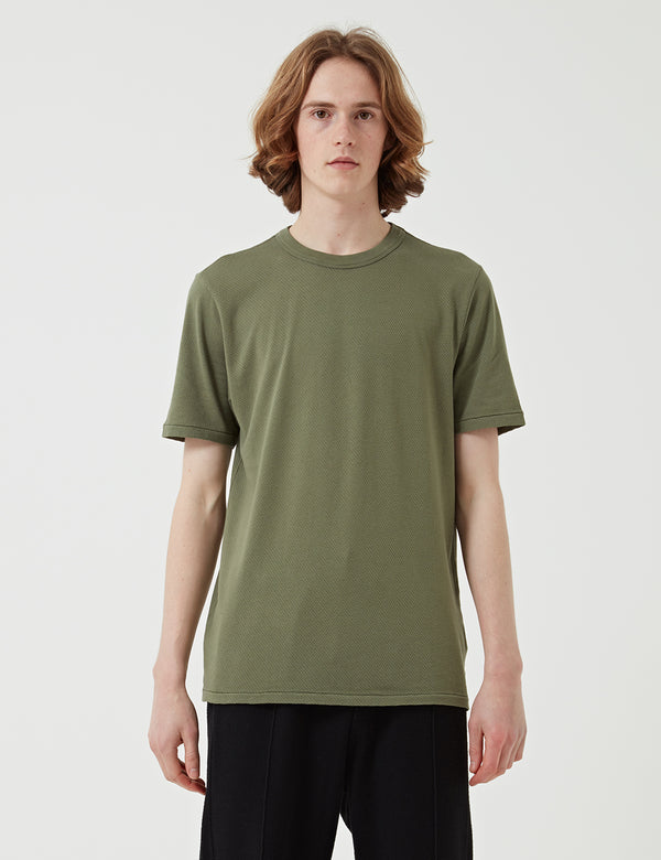 Les Basics Le T-Shirt - Ever Green