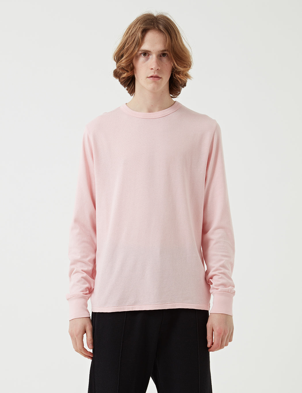 Les Basics Le Long Sleeve T-Shirt - Pink