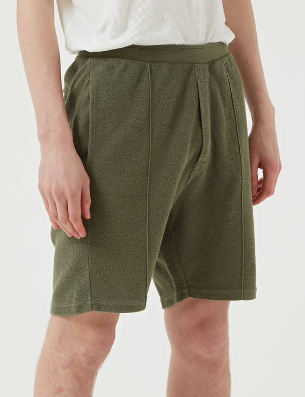 Les Basics Le Short - Army Green