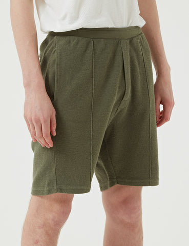 Les Basics Le Short Pant - Army Green