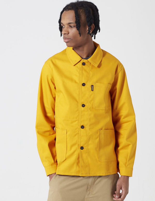Le Laboureur Work Jacket - Yellow