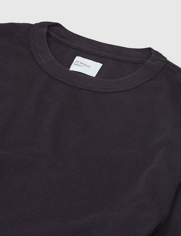 Les Basics Le Long Sleeve T-Shirt - Black
