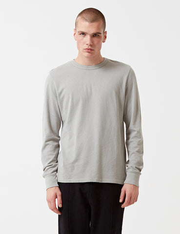 Les Basics Le Long Sleeve T-Shirt - Grey