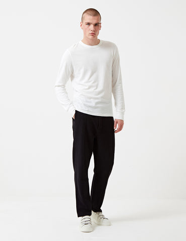 Les Basics Le Long Sleeve T-Shirt - White