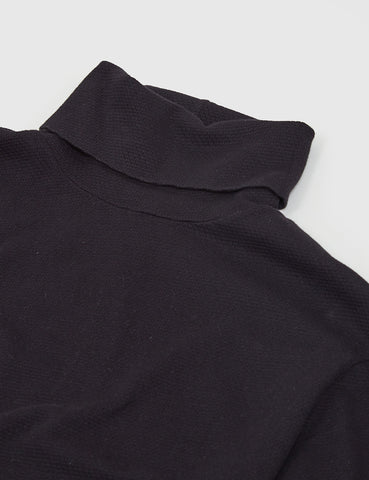 Les Basics Le Roll Neck - Black