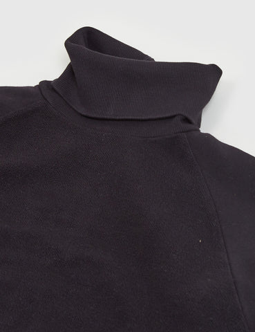 Les Basics Le Roll Neck Sweatshirt - Black