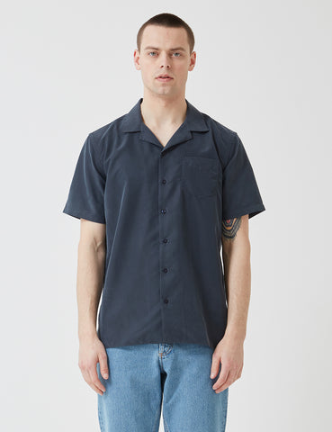 Libertine-Libertine Cave Shirt - Dark Navy