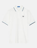 Fred Perry 1979 Pique Polo Shirt - Snow White
