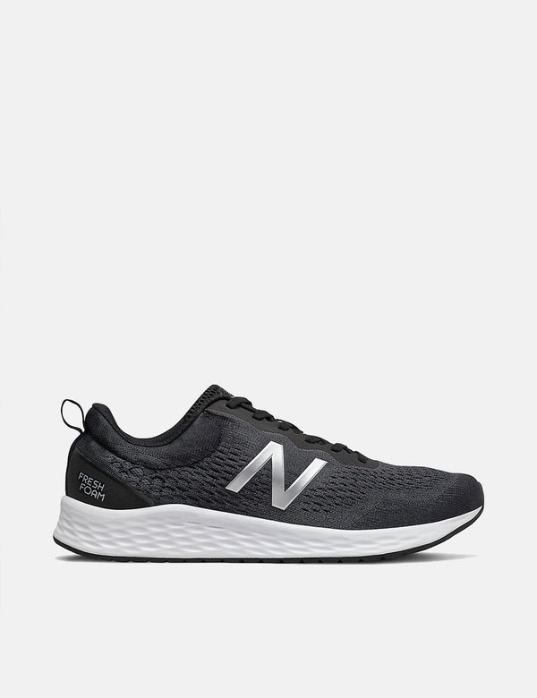 New Balance Fresh Foam Arishi v3 (MARISLB3) - Black/Orca/Silver Metallic