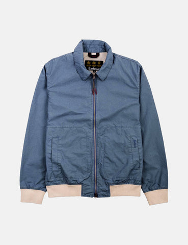Barbour Seb Casual Jacket - Dark Chambray
