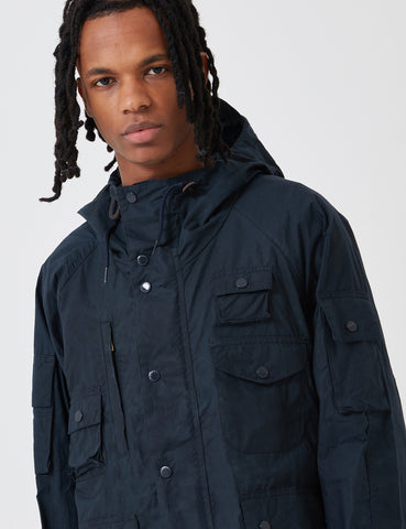 Barbour x Engineered Garments Thompson Jacket - Vulcan Navy Blue