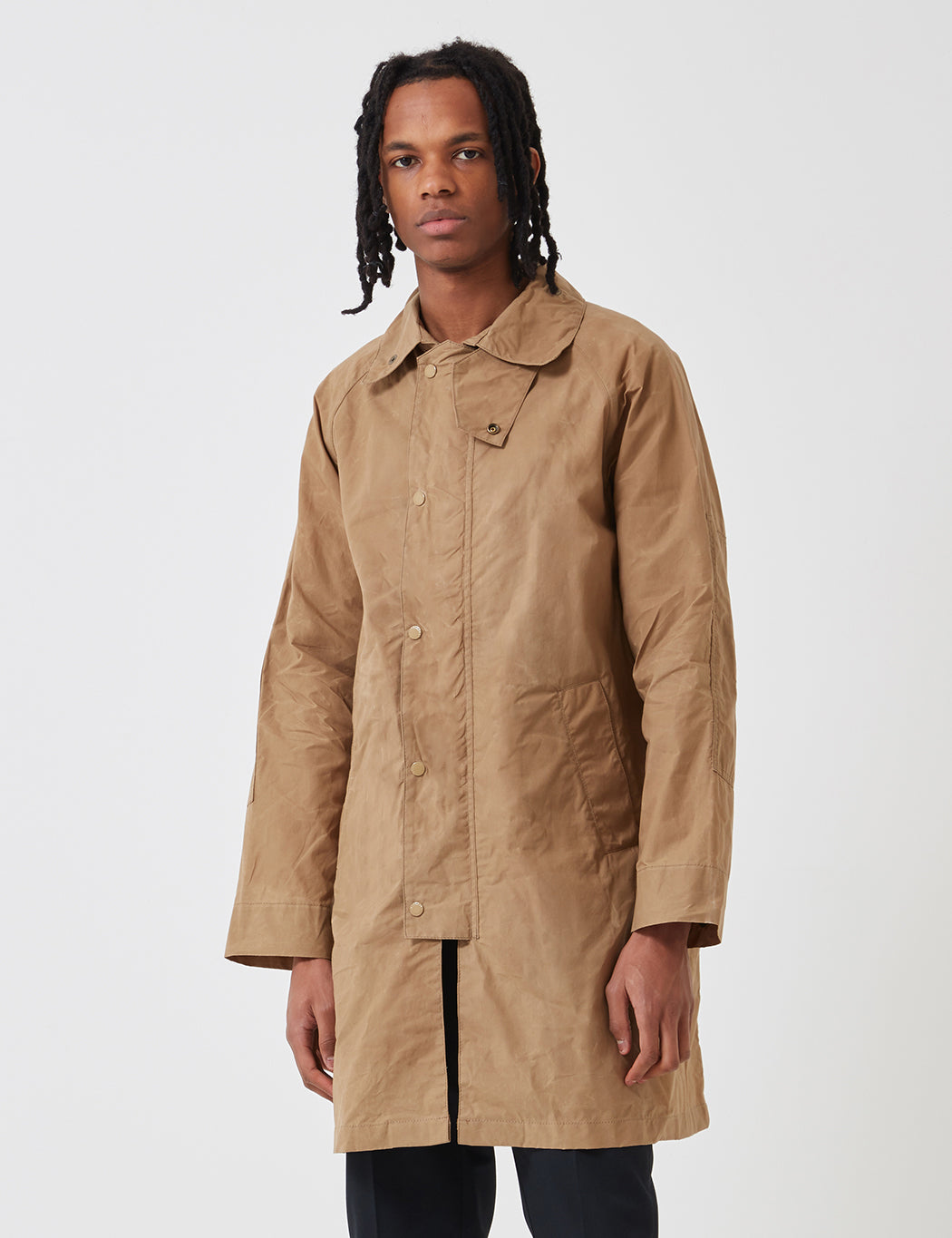 Barbour x Engineered Garments South Jacket - Sand | URBAN EXCESS.