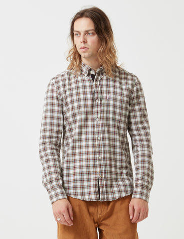 Barbour Umber Shirt - Red