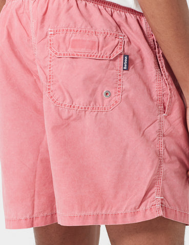 Barbour Victor Swim Short - Washed Pink