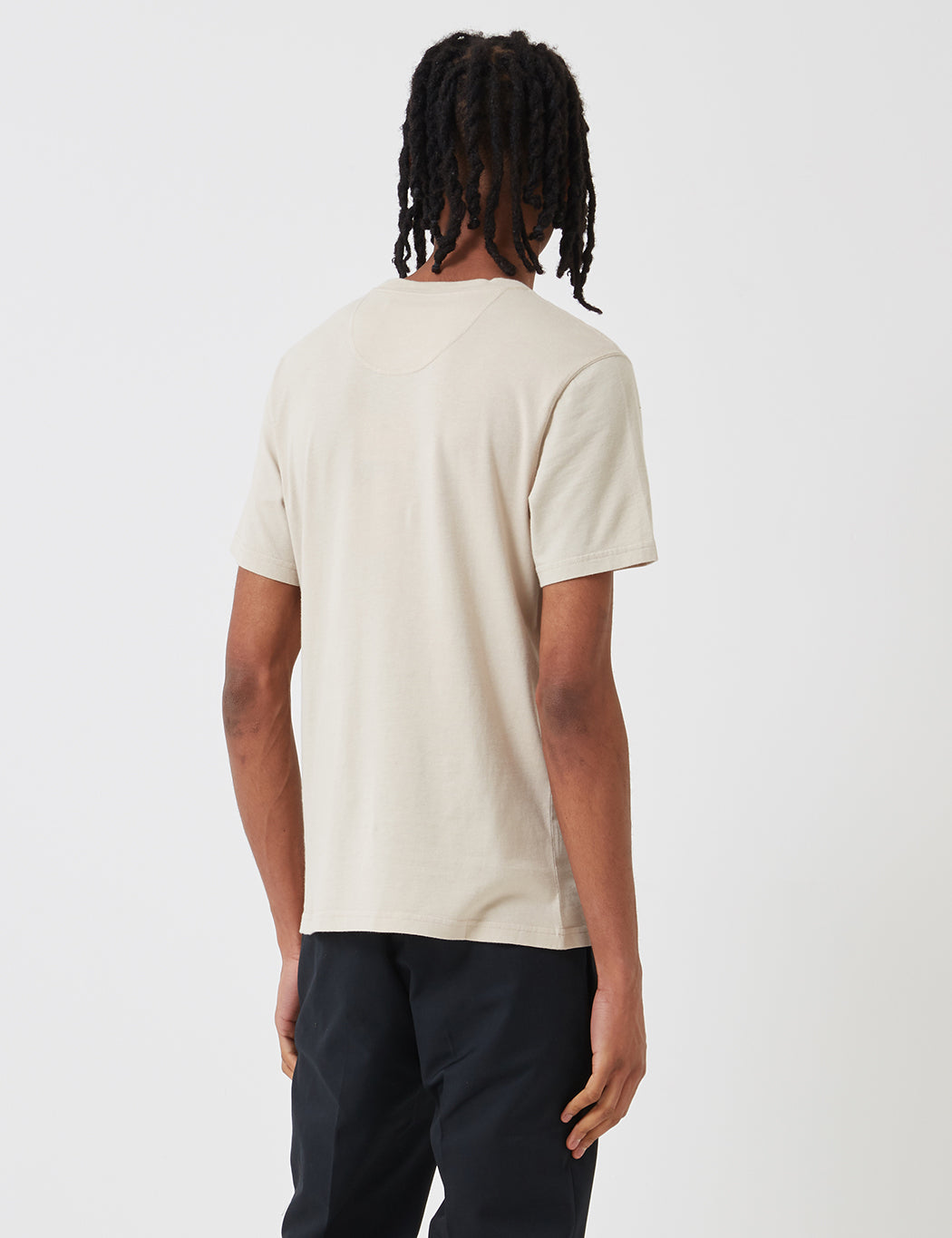 Barbour Abbey T-Shirt - Mist Grey