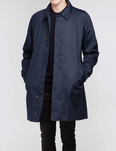 Barbour Maghill Jacket (Waterproof) - Navy Blue