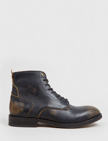 Hudson McKendrick Calf Boot (Leather) - Black