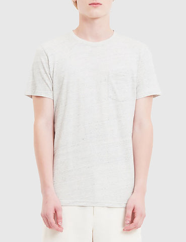 Norse Projects Niels Flame T-Shirt - Ecru
