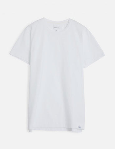 Norse Projects Esben T-Shirt - White