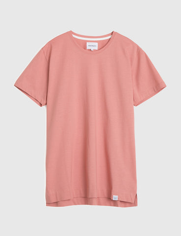 Norse Projects Esben T-Shirt - Fusion Pink