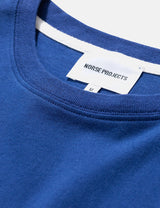 Norse Projects Niels Standard T-Shirt - Twilight Blue