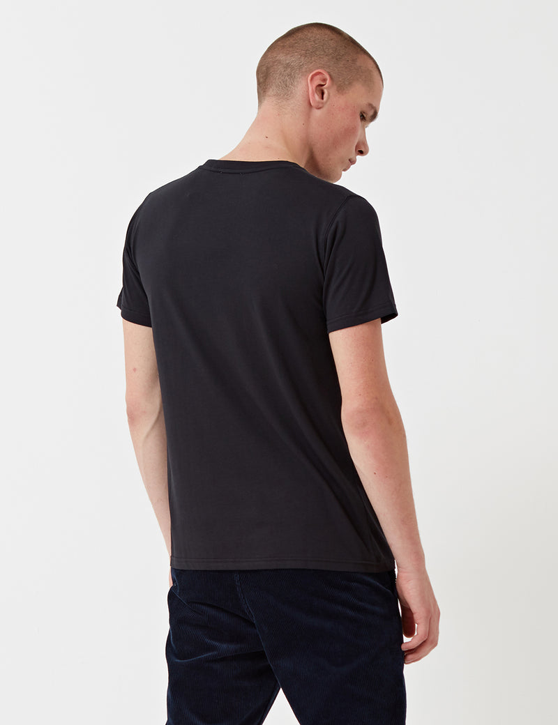 Norse Projects Standard T-Shirt - Black
