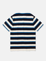 Norse Projects Godtfred Classic Compact T-Shirt - Himmel Blue