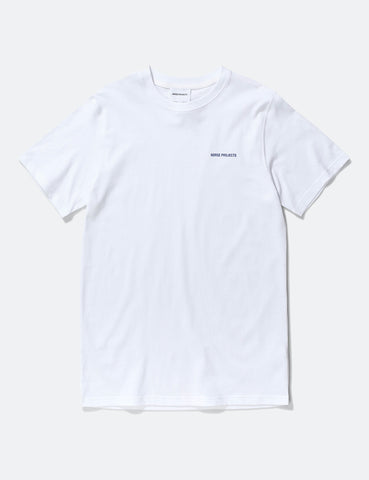 Norse Projects Logo T-Shirt - White