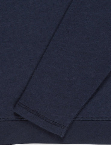 Norse Projects Halfdan Sweatshirt - Navy