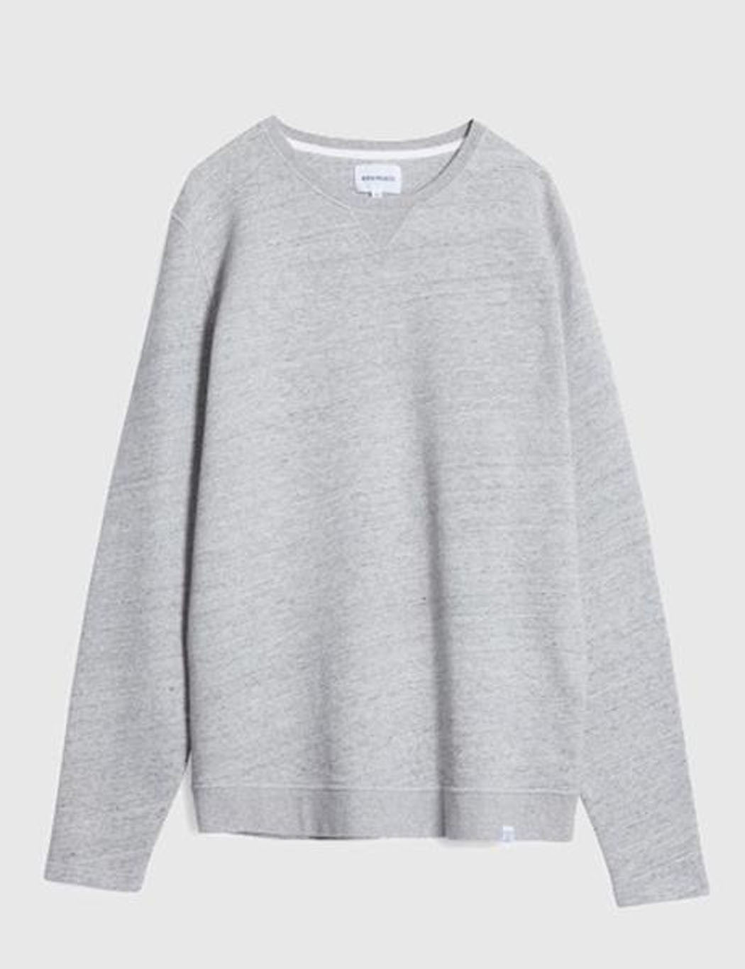 Norse Projects Halfdan Sweat - Ecru