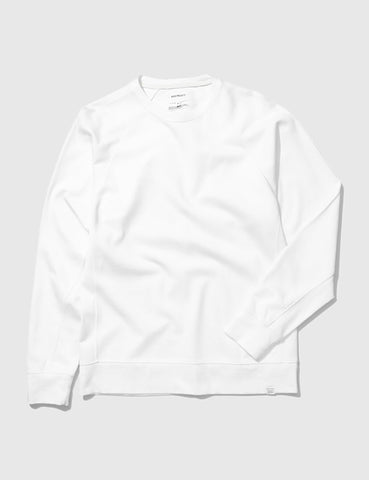 Norse Projects Vorm Sweatshirt - White