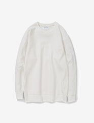 Norse Projects Vorm Summer Interlock Sweat - White