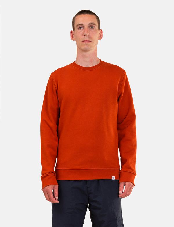 Norse Projects Vagn Classic Sweatshirt - Burnt Havtorn