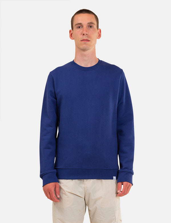 Norse Projects Vagn Classic Sweatshirt - Ultra Marine