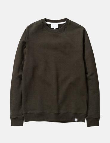 Norse Projects Vagn Classic Sweatshirt - Beech Green