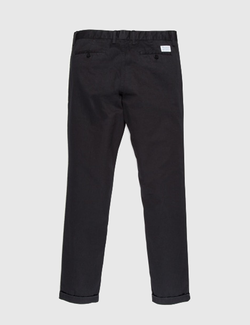 Norse Projects Aros Heavy Chino (Regular) - Black