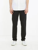 Norse Projects Aros Light Twill Chino (Slim) - Black