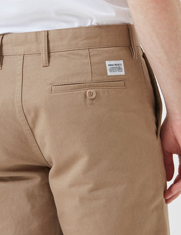 Norse Projects Aros Heavy Chino (Regular) - Utility Khaki