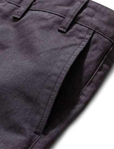 Norse Projects Aros Heavy Chino (Regular) - Slate Grey