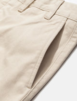 Norse Projects Aros Heavy Chino (Regular) - Oatmeal