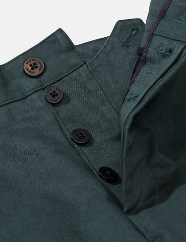 Norse Projects Aros Heavy Chino (Regular) - Spinnaker Green