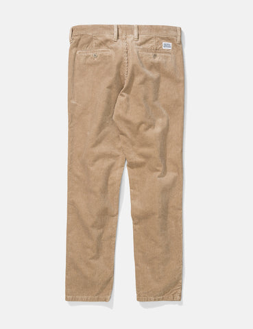 Norse Projects Aros Corduroy Trousers - Khaki