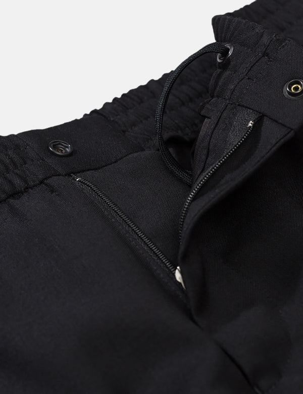 Norse Projects Luther Tropical (Wool) - Black